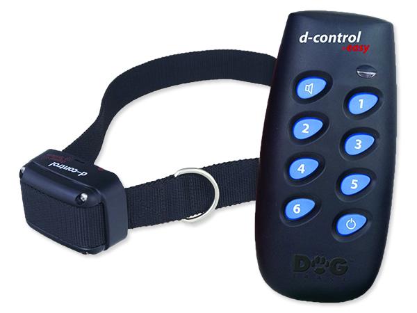 Obojek výcvikový DOGTRACE d-control easy do 200 m 1ks