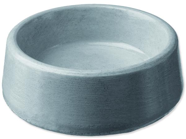 Miska BE-MI betonová kulatá 8 cm 0,045l
