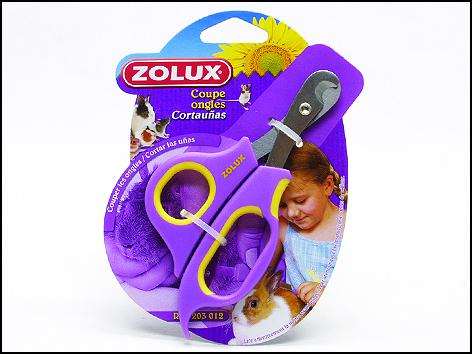 Nůžky ZOLUX na drápky 1ks
