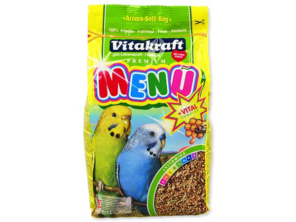 Menu VITAKRAFT Sittich Honey bag 1kg