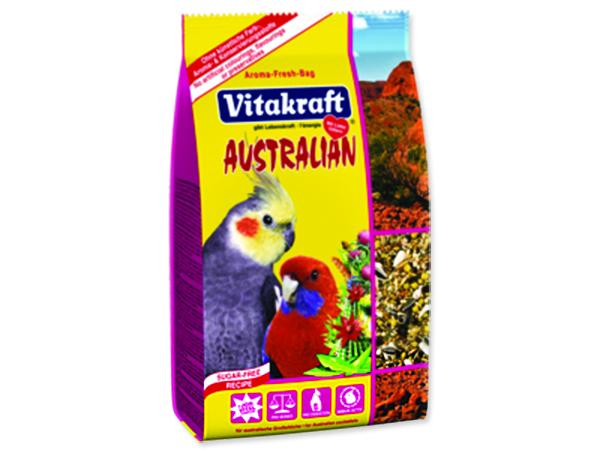 Australian Grosssittiche VITAKRAFT bag 750g