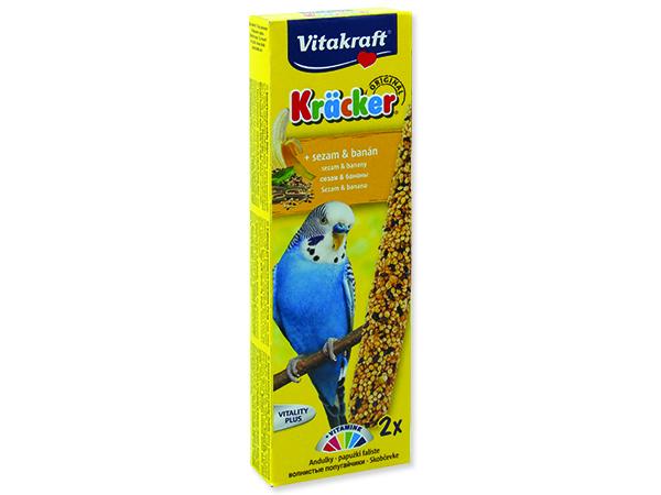 Kracker VITAKRAFT Sittich Banana 2ks