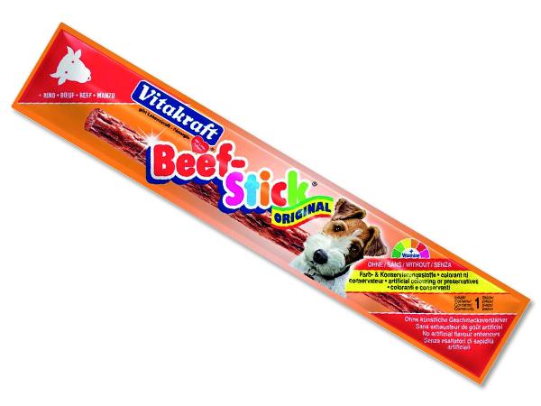 Beef Stick VITAKRAFT Beef 1ks