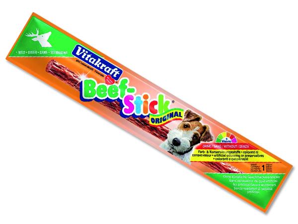 Beef Stick VITAKRAFT Game 1ks