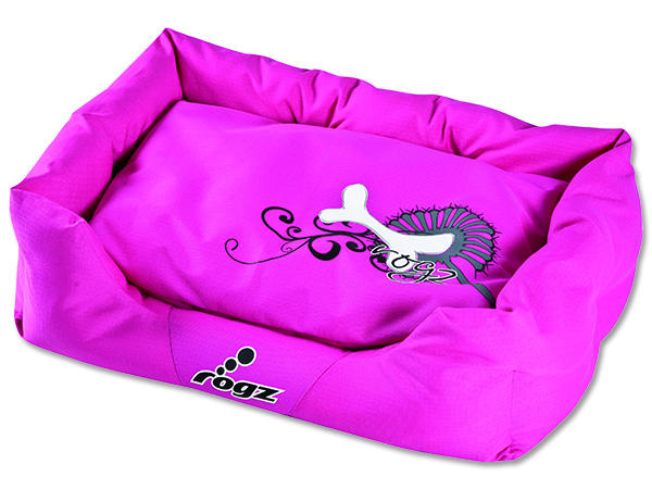 Pelíšek ROGZ Spice Podz Pink Bone S 1ks