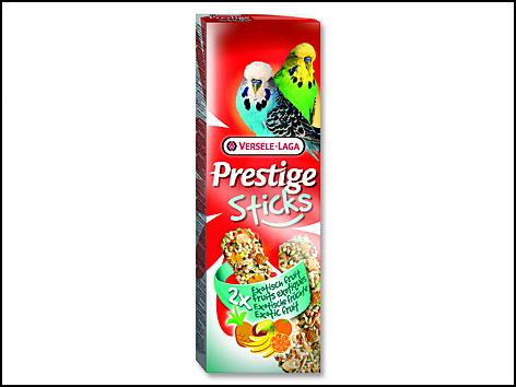 Tyčinky VERSELE-LAGA Prestige exotické ovoce pro andulky 60g
