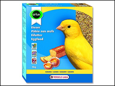 ORLUX Eggfood pro kanáry 1kg