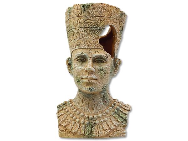 Dekorace AQUA EXCELLENT egyptská socha 9,5 cm 1ks