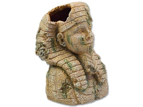 Dekorace AQUA EXCELLENT egyptská socha 10 cm 1ks