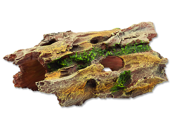 Dekorace AQUA EXCELLENT kůra stromu 15,5 cm 1ks