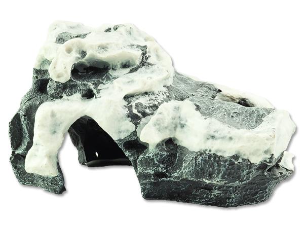 Dekorace AQUA EXCELLENT kámen 18,5 cm 1ks