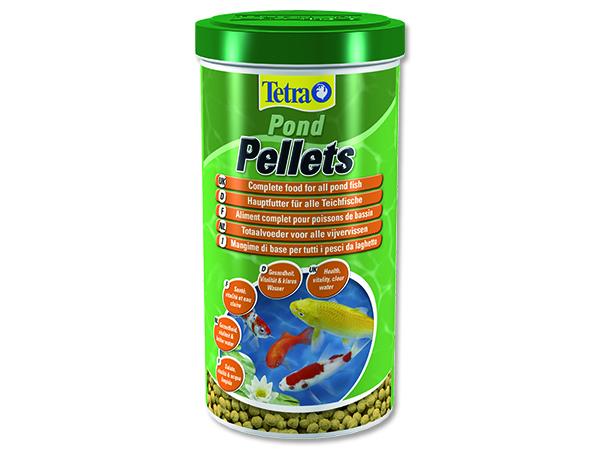 TETRA Pond Pellets medium 1l