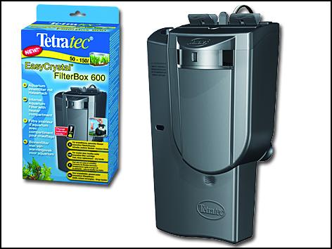Filtr TETRA EasyCrystal Box 600 vnitřní 1ks