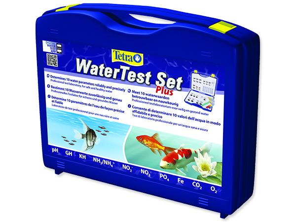 TETRA Water Test Set Plus 1ks