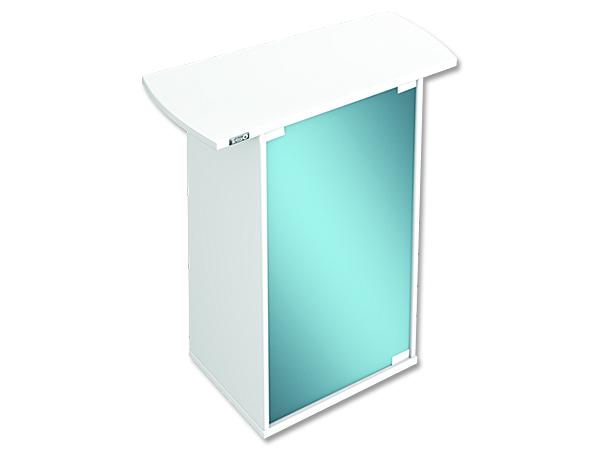 Stolek akvarijní TETRA AquaArt 60 l bílý 1ks