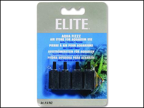 Kámen vzduchovací ELITE válec 2,5 cm 4ks