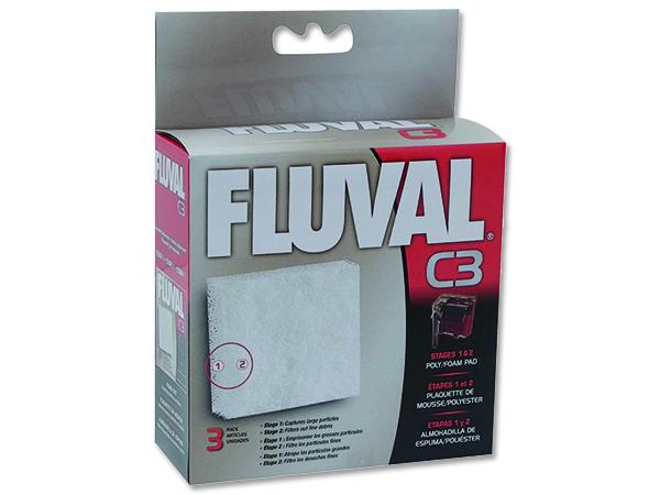 Náplň molitan polyester FLUVAL C3 3ks