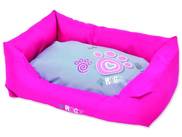 Pelíšek ROGZ Spice Podz Pink Paw L 1ks