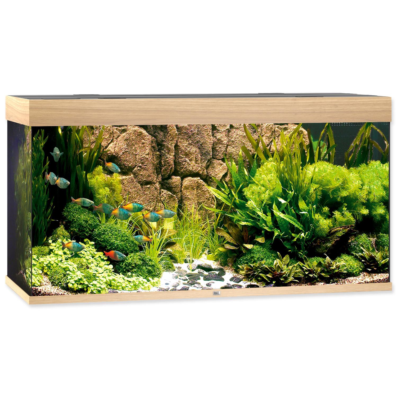 Akvárium set JUWEL Rio LED 350 dub 350l