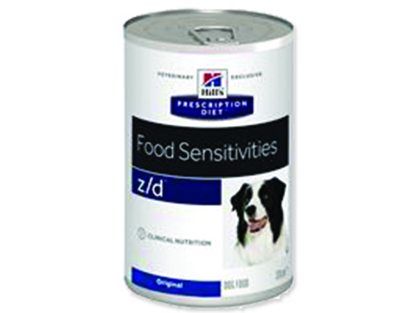 Konzerva HILL`S Prescription Diet z/d Canine 370g