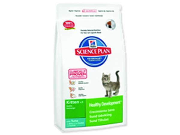 HILL`S Science Plan Feline Kitten Healthy Development Tuna 2kg