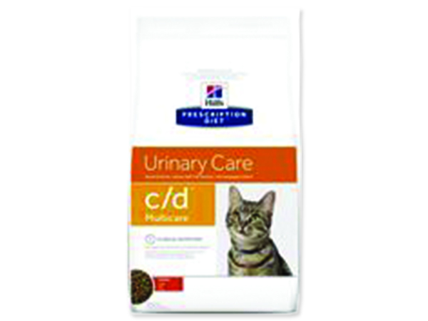 HILL`S Prescription Diet Feline c/d Multicare Feline Chicken 5kg