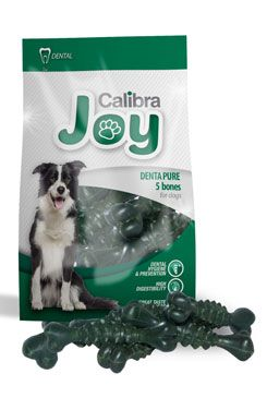Calibra Joy Dog Denta Pure 5 kostiček 90g (8+1 zdarma (Platnost do 30.9.2017))