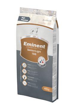 Eminent Dog Senior Light 15kg+3kg ZDARMA