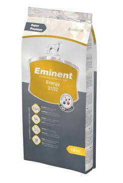 Eminent Dog Energy 15kg+2kg ZDARMA