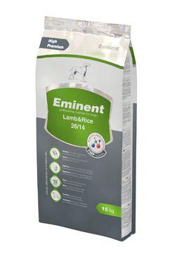 Eminent Dog Lamb Rice 15kg+2kg ZDARMA