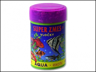 Supersměs vločky AQUA EXOTIC 50ml