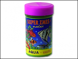 Supersměs vločky AQUA EXOTIC 100ml