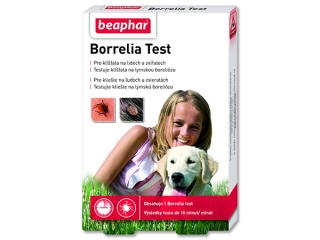 BEAPHAR Borrelia Test 1ks