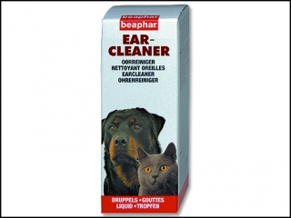 Kapky BEAPHAR Ear Cleaner ušní 50ml