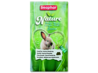 BEAPHAR Nature Rabbit Junior 1,25kg