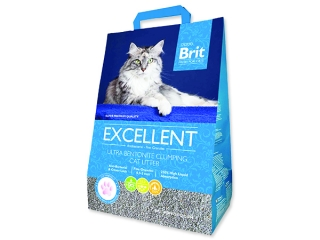 Kočkolit BRIT Fresh for Cats Excellent Ultra Bentonite 5kg
