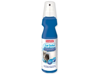 Neutralizér BEAPHAR Cat Toilet Deodorant 150ml