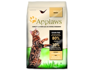 Sleva 23% - APPLAWS Dry Cat Chicken 7,5kg