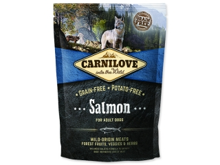 CARNILOVE Salmon for Dog Adult 1,5kg