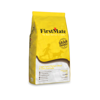 FIRSTMATE GRAIN FRIENDLY CHICKEN MEAL & OATS 11,4kg