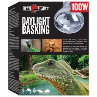 Žárovka REPTI PLANET Daylight Basking Spot 100W