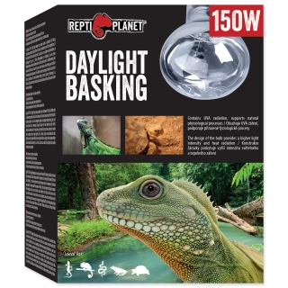 Žárovka REPTI PLANET Daylight Basking Spot 150W