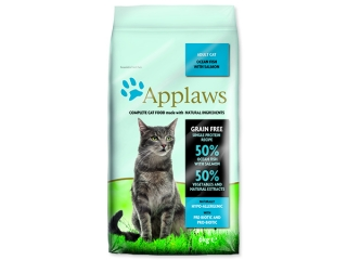 Sleva 15% - APPLAWS Cat Ocean Fish & Salmon 6kg