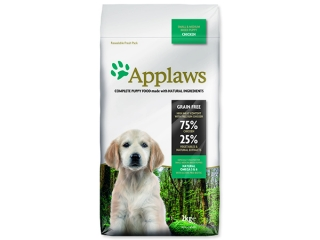 APPLAWS Dry Dog Chicken Small & Medium Breed Puppy 2kg