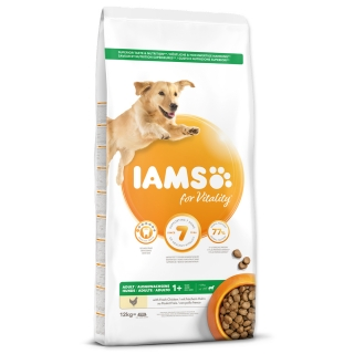 IAMS Dog Adult Large Chicken 12kg