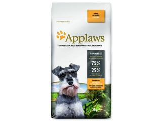 APPLAWS Dry Dog Chicken Senior 2kg