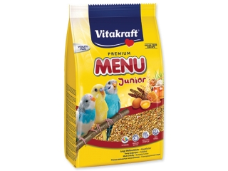 Menu VITAKRAFT Budgies Junior bag 500g