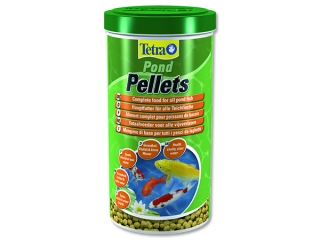 TETRA Pond Pellets medium 1l