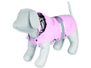 Bunda TRIXIE Como coat pink 45 cm 1ks