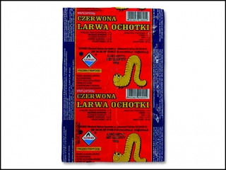 KATRINEX Blood Worms / patentka mražené 100g
